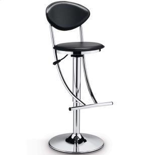 SEF3073B in by Korson Furniture in Thunder Bay, ON - Joset Black - Modern Adjustable Counter/bar Stool