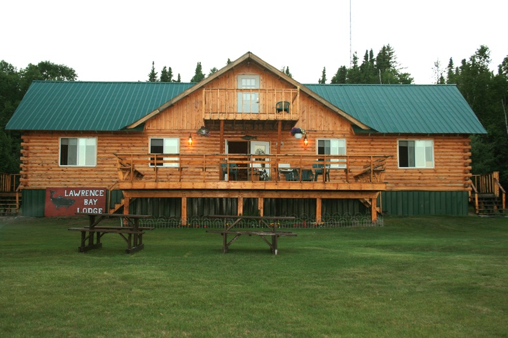 Lawrence Bay Lodge on Reindeer Lake, SK is the home of HUGE Northern Pike! Check us out. www.lawrencebay.com