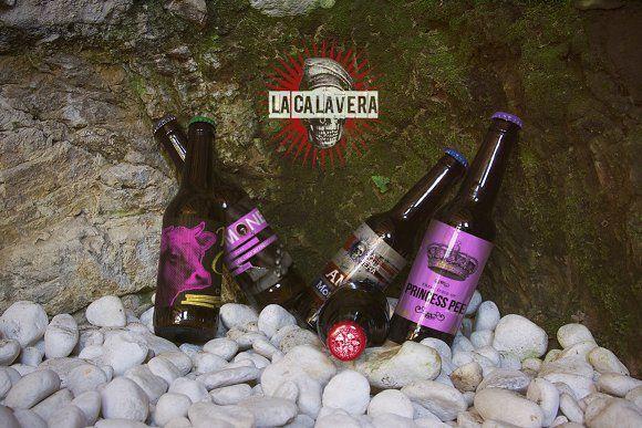 Beer | Logo | Cap Mockup by Pere Esquerrà on @creativemarket