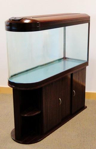 230L Bullet Aquarium Fish Tank Tropical / Marine 120cm 4ft with T5 Lighting New