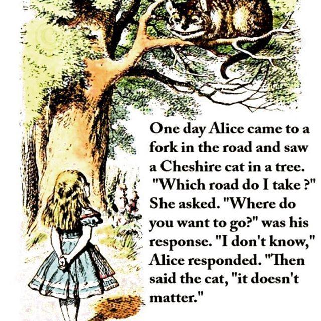 Quotes From Alice In Wonderland: Best 25+ Alice In Wonderland Quote Ideas On Pinterest