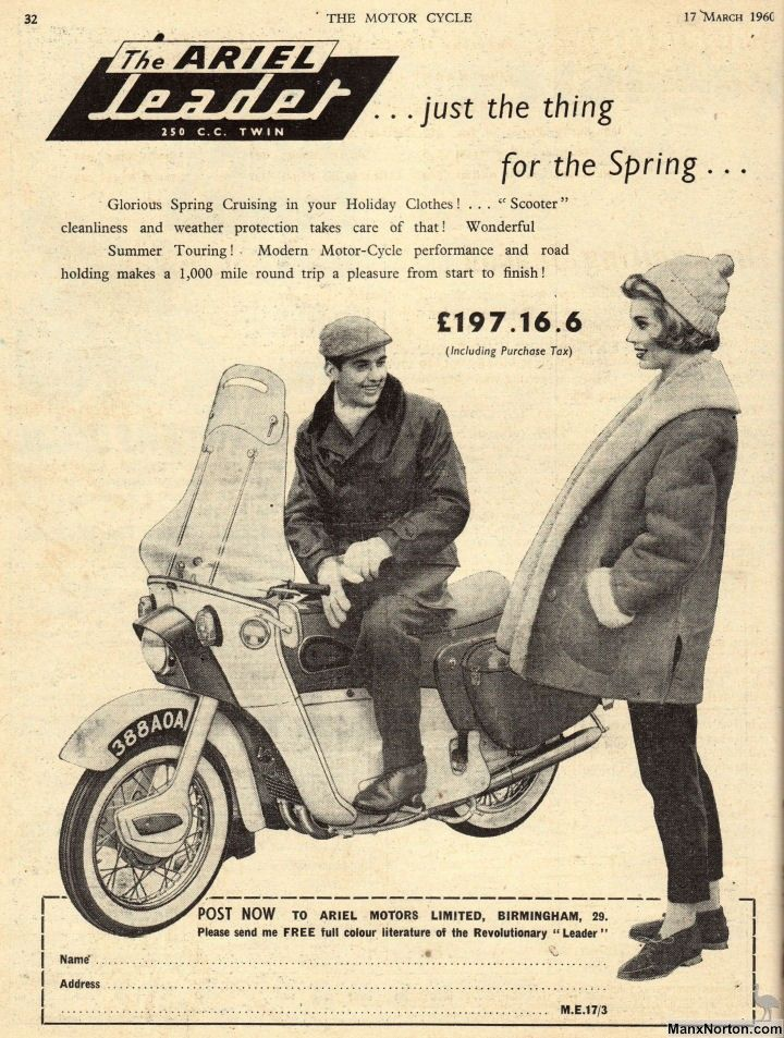 264 best Ariel images on Pinterest | Vintage motorcycles, Cars and ...