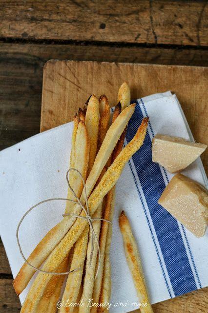 Smiles Beauty and More: Grissini al formaggio