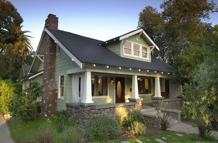 Pasadena Craftsman Style Homes 1911 Pasadena Ca
