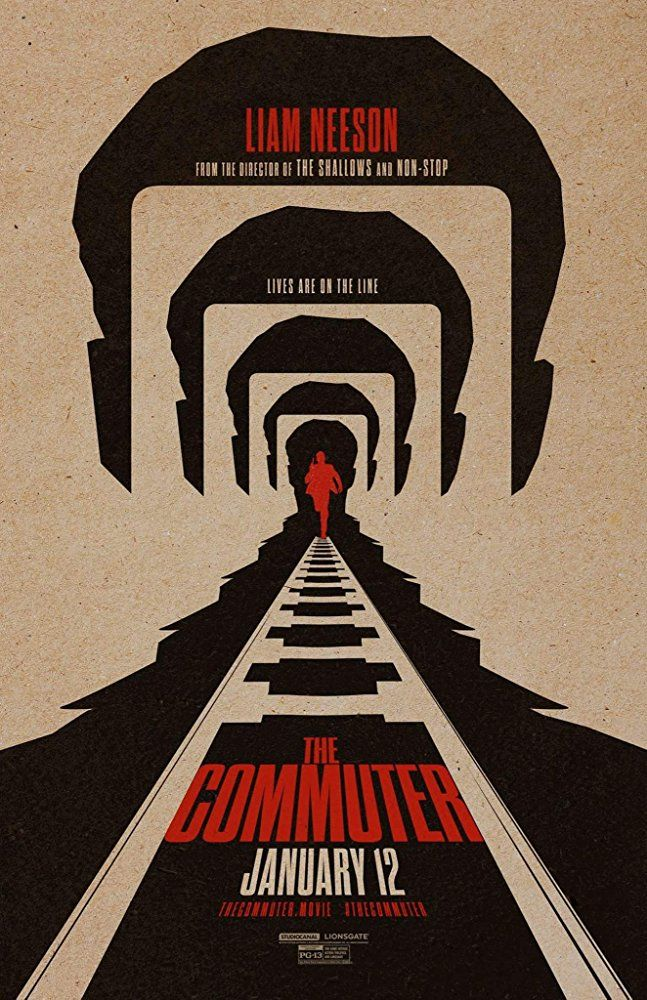 Watch The Commuter (2018) Full Movie HD DVD