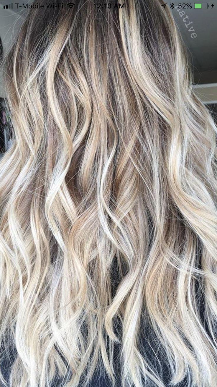 Farbe Farbe Haare In 2019 Haarfarben Frisuren Farben