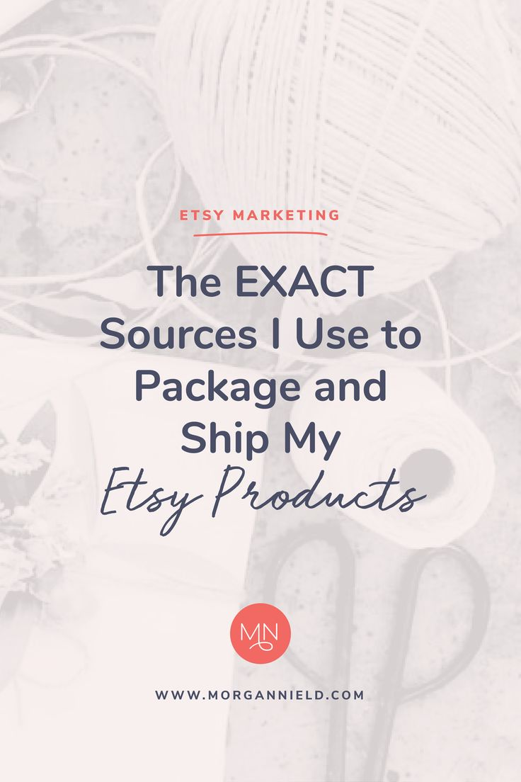 If you are buying your packaging + shipping supplies from Walmart or an  office supply store, I'm about to share some resources that will change  your life (and your bank account!) forever!  When most people think about ordering supplies online, it tends to freak  them out a little bit because