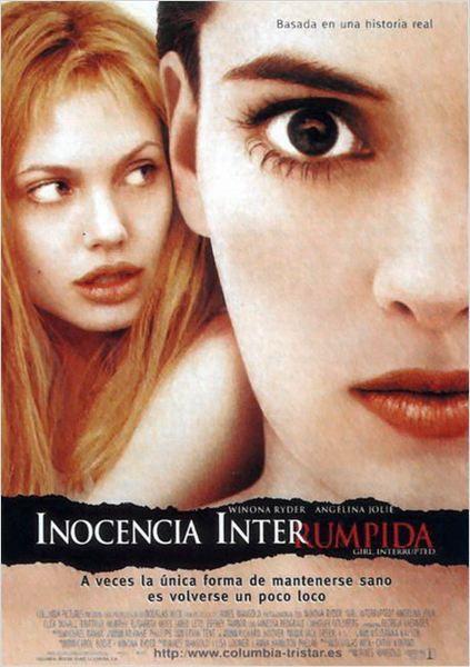 Inocencia interrumpida (1999) EEUU. Dir.: James Mangold. Drama. Enfermidade - DVD CINE 2344