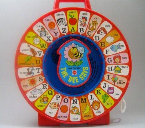 The See N' Say: 80S, Flashback, Blast, Childhood Memories, Toys, Nostalgia, 90S, Kids, 80 S