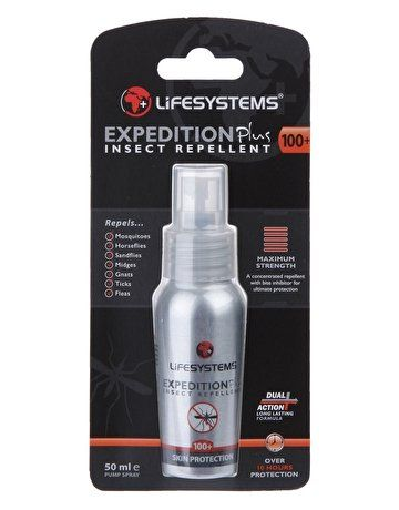 expedition 100 deet insect repellent spray