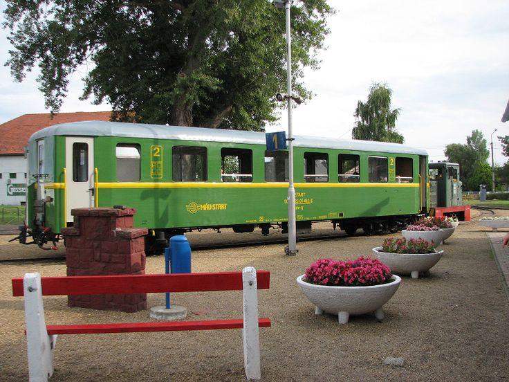 Balatonfenyves Gazdasági Vasút (Balatonfenyves) http://www.turabazis.hu/latnivalok_ismerteto_4320 #latnivalo #balatonfenyves #turabazis #hungary #magyarorszag #travel #tura #turista #kirandulas