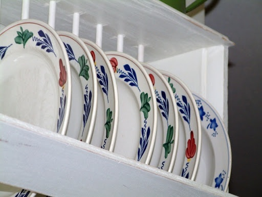 Boerenbont plates