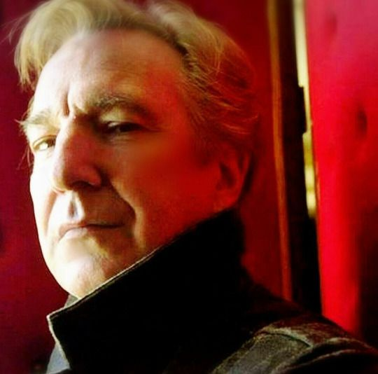 Alan Rickman Quotes Author of The Return of the Native