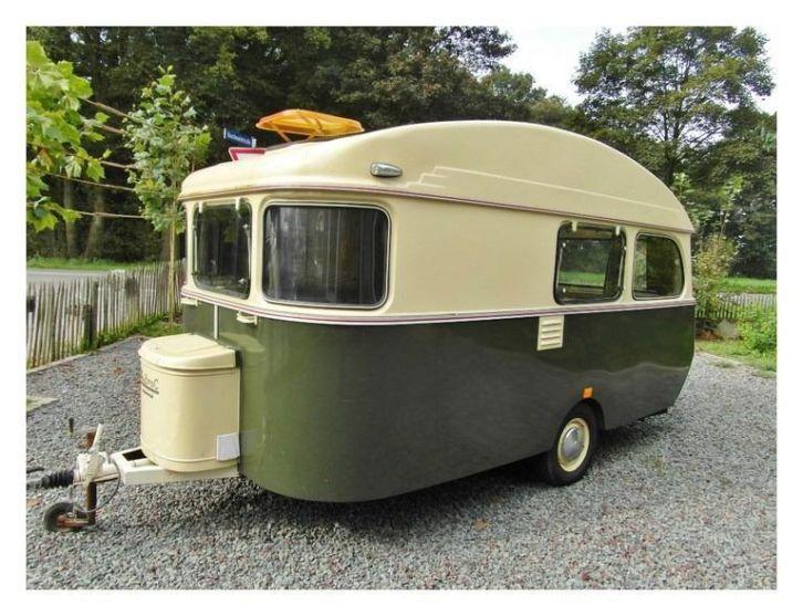 Vintage Caravan..