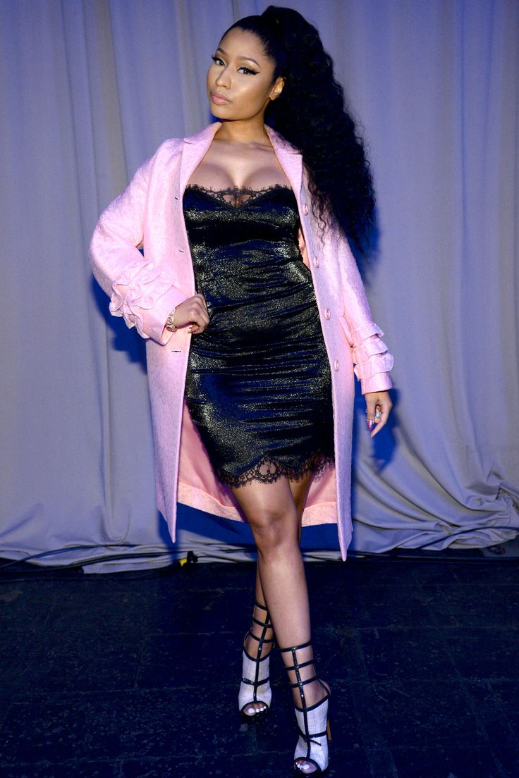 Nicki Minaj attends the Tidal launch event #TIDALforALL at Skylight at Moynihan Station in New York City on March 30, 2015.   - Cosmopolitan.com