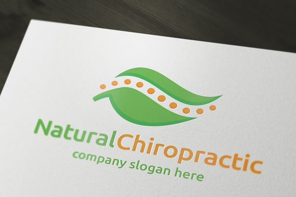 Natural Chiropractic by dm243 on @creativemarket