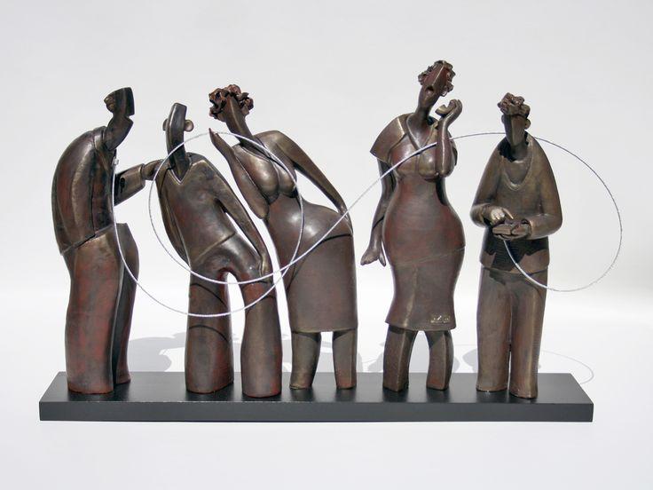 Point COM par Lucie Garant, artiste présentement exposée aux Galeries Beauchamp. www.galeriebeauchamp.com