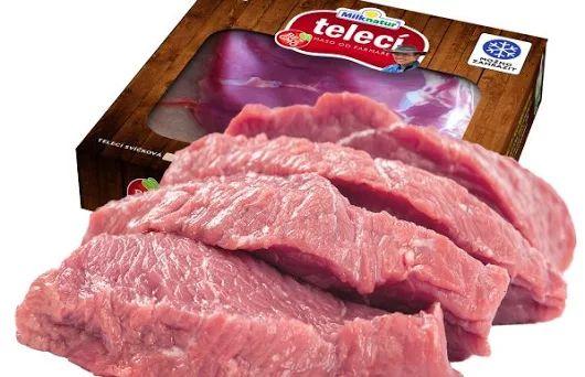 Telecí maso z farmy Milknatur – kvalita přímo od farmáře
