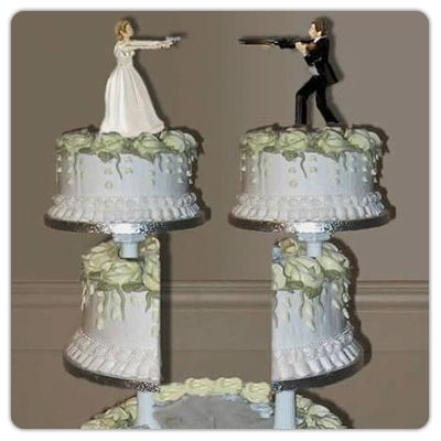 Divorce Party - cake