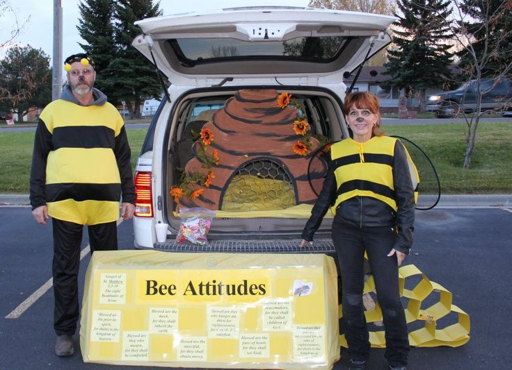 14 best trunk or teeat images on Pinterest Halloween costumes - halloween trunk or treat ideas