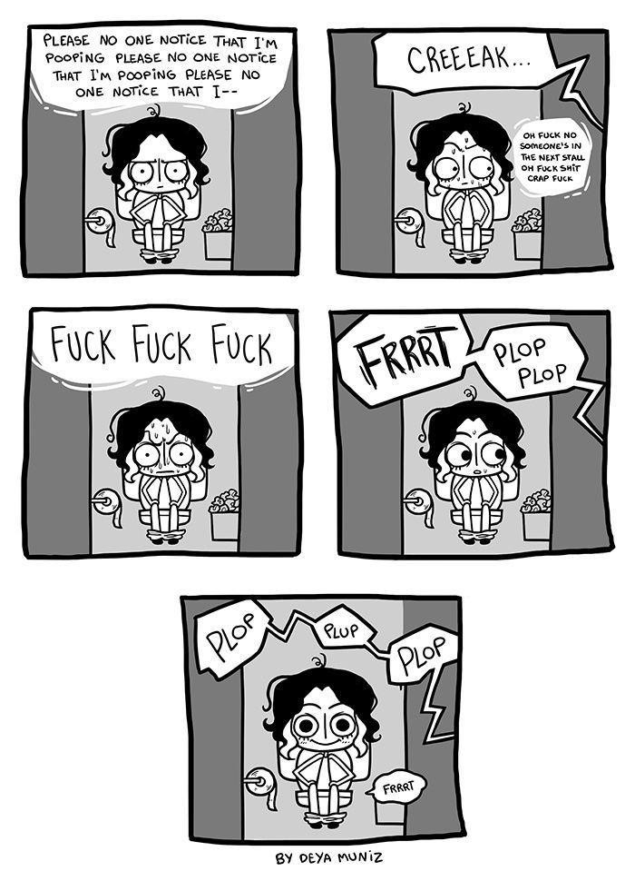 Brutally Honest :: Plop | Tapastic Comics