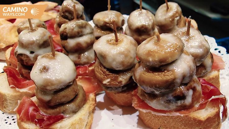 Experience the food on the Camino de Santiago | CaminoWays.com