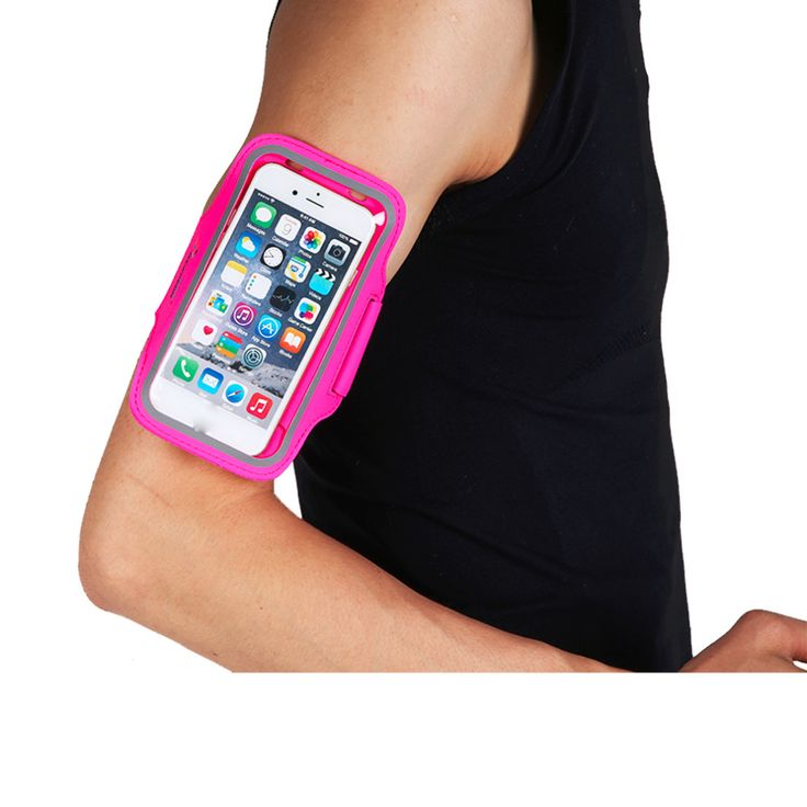Sales promotion Gym Running Jogging Sports Armband Exercise Case Cover Sport Arm Bands for iPhone 6/6s wholesale