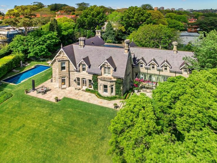 Rona, 2 Ginahgulla Rd, Bellevue Hill, Sydney (2016 listed through McGrath with AUD65million hopes)
