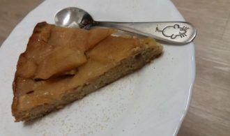 Obrácený jablečný koláč – Viviente - O zdravé výživě