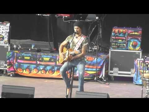 ▶ Michael Franti Talks About His Son Ade Health Issue - 6-8-14 Mountain Jam, Hunter NY - YouTube