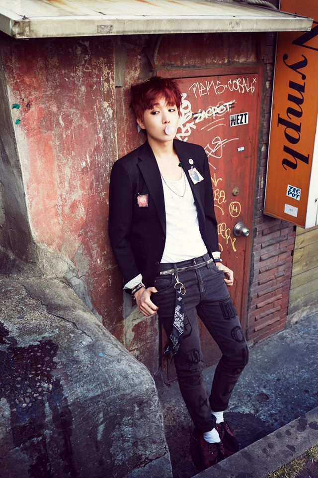 BTS - Photo teaser pour War Of Hormone