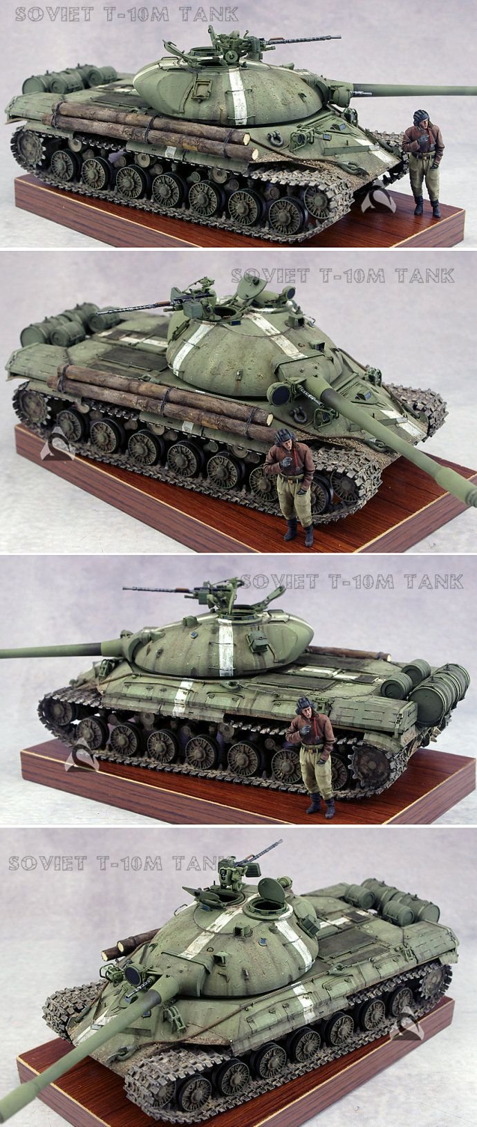Soviet T-10m heavy tank [35 proportion]