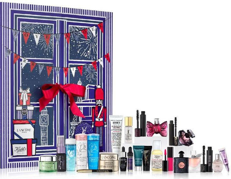 Lancome Holiday 2017 Advent Calendars for Selfridges and Boots - Beauty Trends and Latest Makeup Collections   Chic Profile