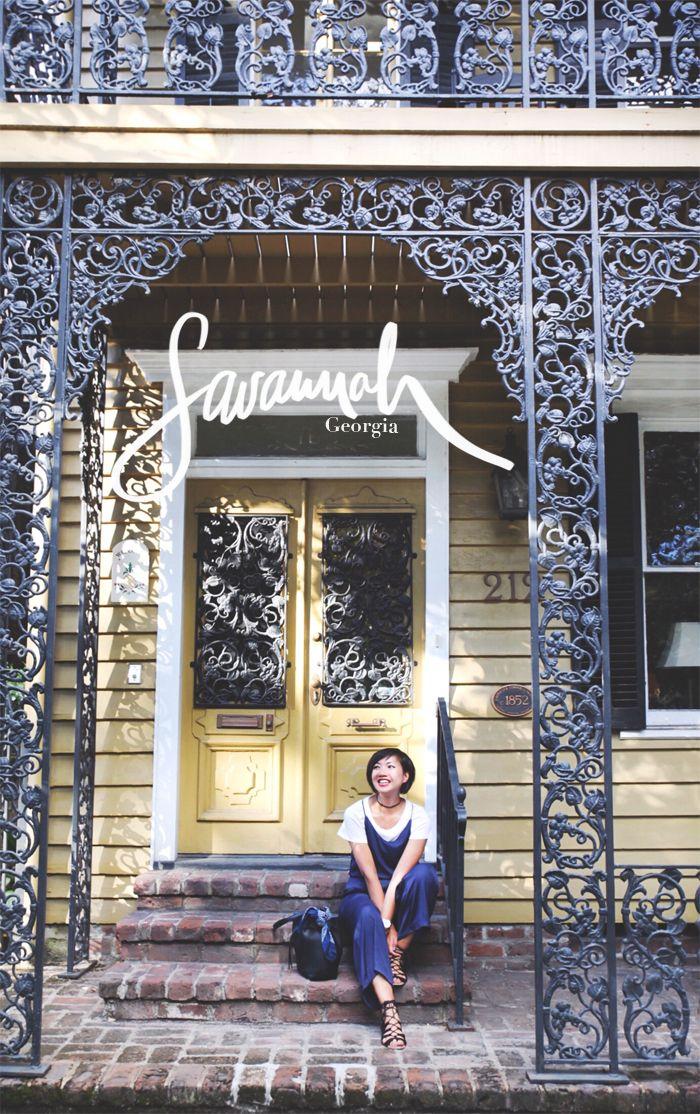 Savannah | Le monde de Tokyobanhbao: Blog Mode gourmand
