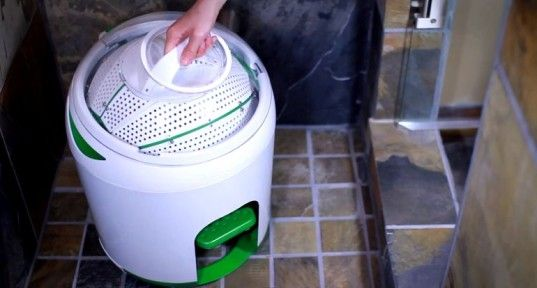 drumi washer, foot pedal washer, washing machine, off grid washer, off grid washing machine, no electricity washer, people powered washer, yirego washer, drum washer  Follow Easy Healthy Gluten Free for more Earth friendly products!