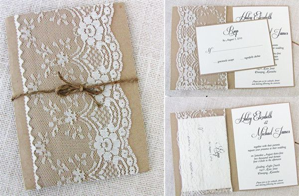 ... vintage invitations burlap weddings vintage weddings vintage wedding