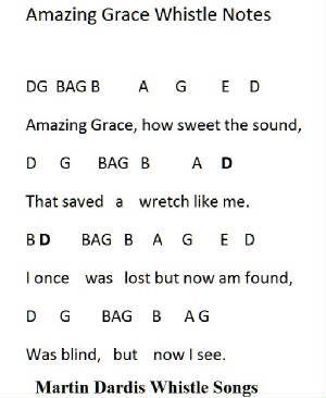 amazing-grace-tin-whistle-notes.gif | Tin Whistle Music ...