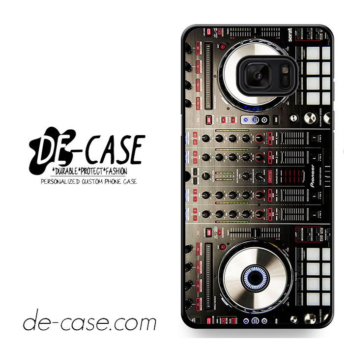 Pioneer Ddj Sx Serato Dj Pro DEAL-8735 Samsung Phonecase Cover For Samsung Galaxy Note 7