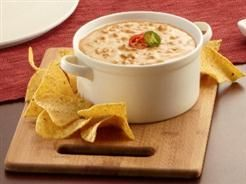 Easy Appetizers For New Year's Eve! Chili Cheese Dip - 2 ingredients and super easy and super yummy