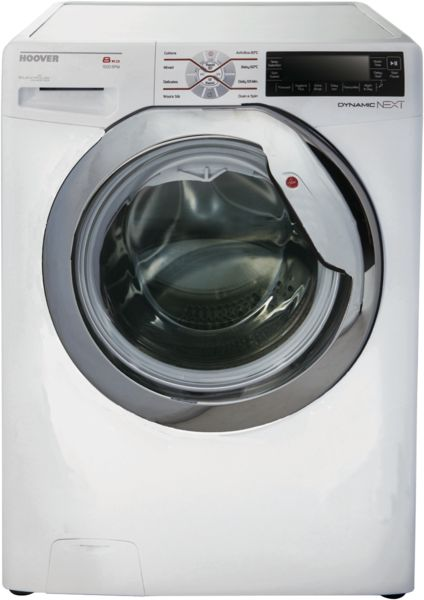 Hoover DXT58H-1-AUS 8kg Front Load Washer at The Good Guys