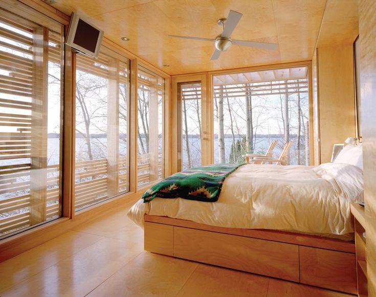 Flashback  Sunset Cabin   Taylor Smyth Architects. 17 Best images about Sunset bedroom on Pinterest   Bedroom color