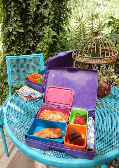 Healthy Bento Box Lunch Recipes & Ideas: Unbreaded Chicken