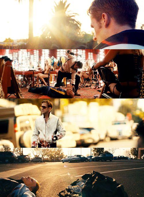 """Drive"" (2012) directed by Nicolas Winding Refn, starring Ryan Gosling, Carey Mulligan & Bryan Cranston"