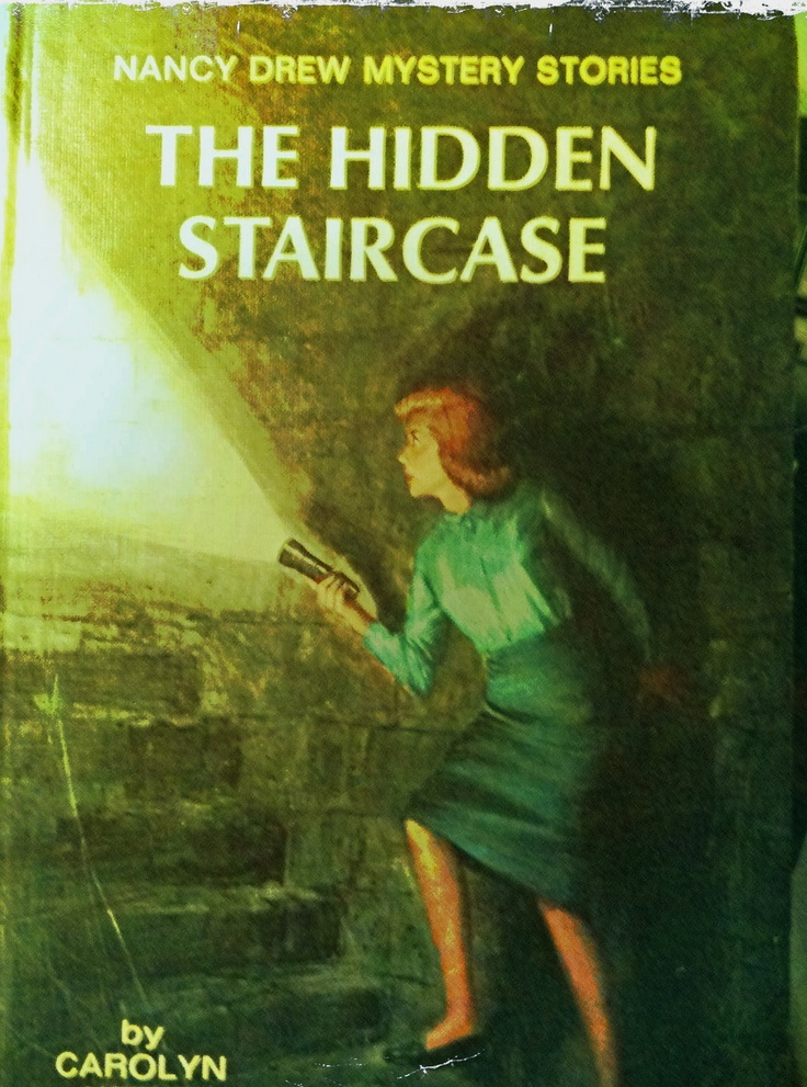 Nancy Drew, old or newer, are great for young detectives!
