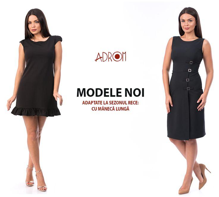 La Adrom Collection au sosit 2 modele superbe de rochii, perfecte pentru acest sezon. Comandă-le și tu de aici: http://www.adromcollection.ro/3-rochii