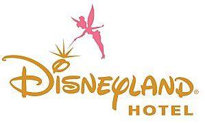 Logo du Disneyland Hotel. www.sejoursmagiques.fr