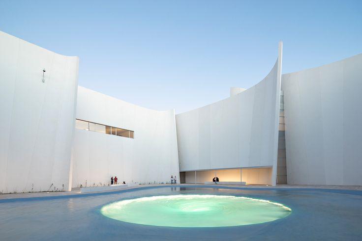 Gallery of Museo Internacional del Barroco / Toyo Ito & Associates - 5