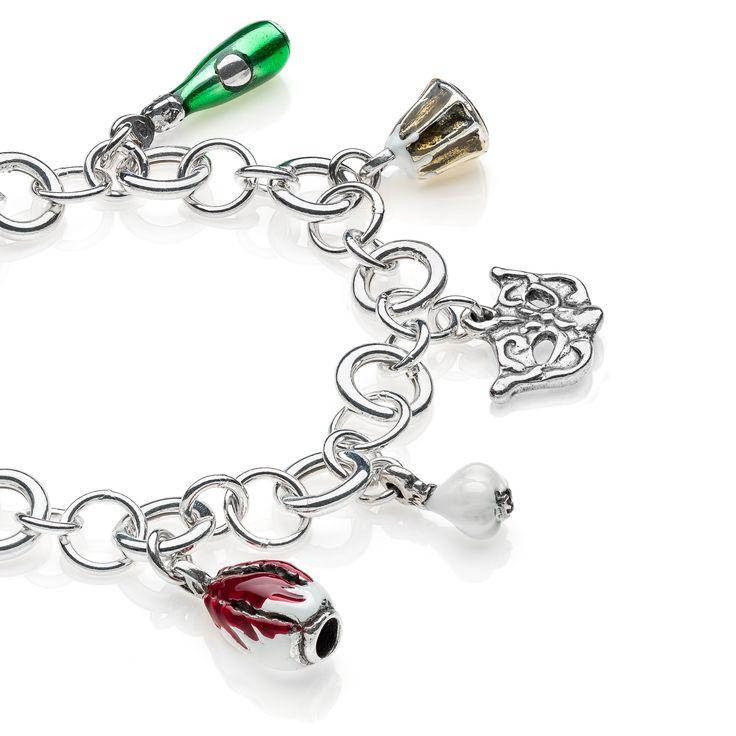 Sterling Silver Luxury Bracelet - Veneto - 249 Euro Free worldwide shipping over 99 Euro