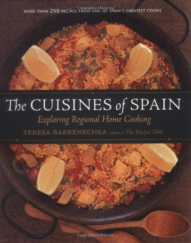 Made in Spain: Spanish Dishes for the American Kitchen       Tapas (Revised): The Little Dishes of Spain  FREE !!! Kindle version       Beginners' Spanish: food and drink        The Basque Book: A Love Letter in Recipes from the Kitchen of Txikito       Spain: Recipes and Traditions from the Verdant Hills of the Basque Country to the Coastal Waters of Andalucía       The Book of Tapas       Basque: Spanish Recipes From San Sebastian