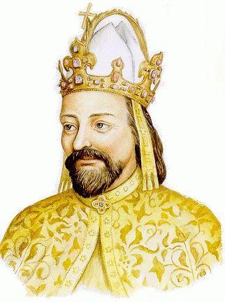 Karel IV. Otec vlasti, císař římský, král český, římsko-německý, italský a burgundský, markrabě moravský a hrabě lucemburský